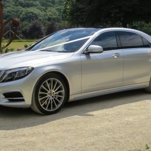 Mercedes S-Class Wedding Cars