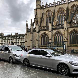 Luxury Wedding Chauffeurs